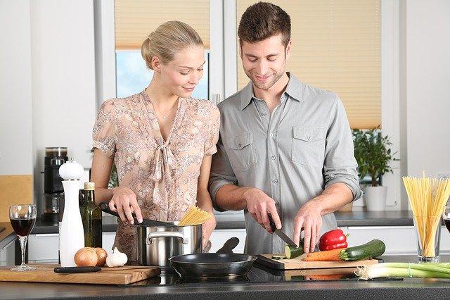 Die richtigen Küchenhelfer