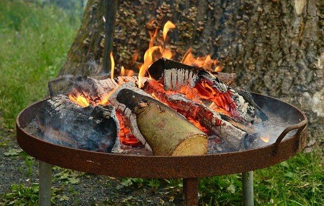 Lagerfeuer-Gefühl für die Terrasse oder den Wintergarten